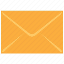 communication, email, envelope, letter, mail, message, post icon