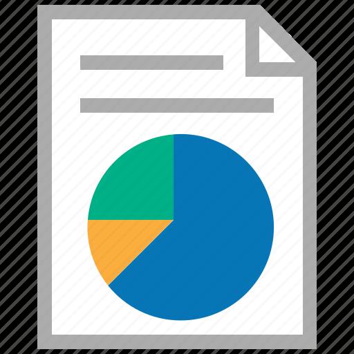 data graph market pie chart report sales statistics