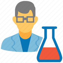 chemical, chemistry, exploration, labs, science, scientist, test icon