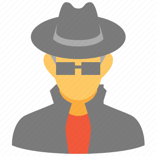 Cia spy, detective, fbi agent, hacker, secret service ...