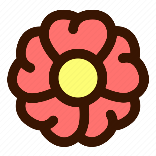 ecology, floral, flower, love, nature, plant, tree icon