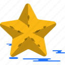 star, summer icon