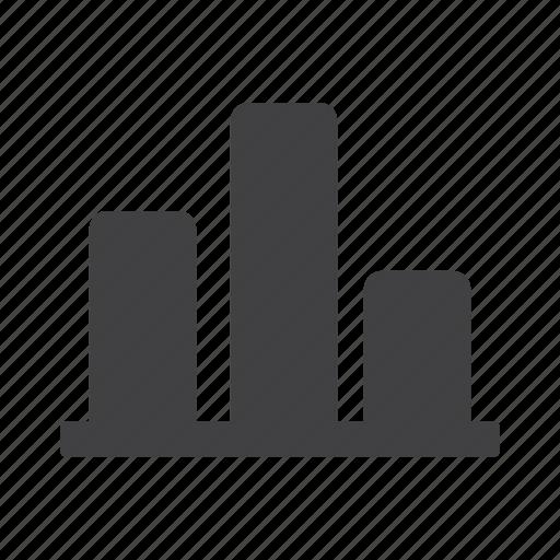 bars, chart, leaderboard, statistics, stats icon