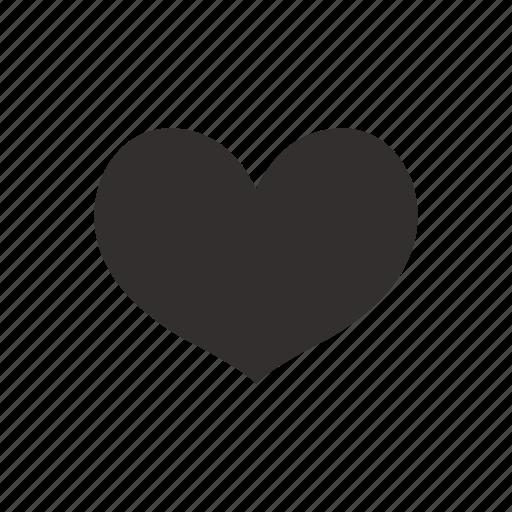 bookmark, favorite, health, heart, like, love, romantic icon
