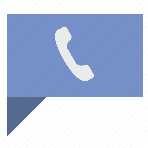 call, comment, dialog, message, phone, poi, telephone icon