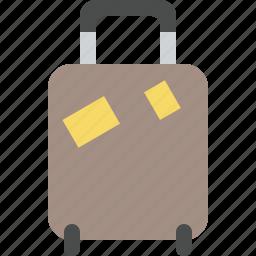 bag, baggage, luggage, suitcase, travel, vacation icon