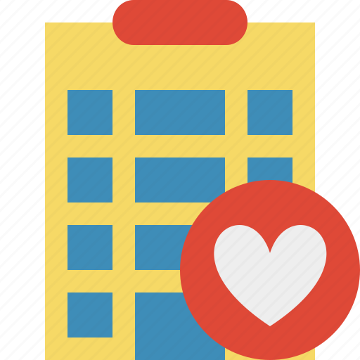 building, city, favorites, hotel, office, travel, vacation icon