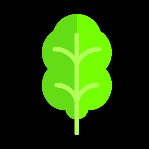 leaf, salad, seasoning, vegetables icon