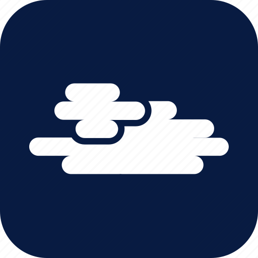 cloud, clouds, cloudy, night, weather icon
