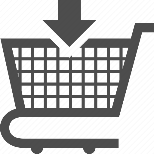 add, basket, buy, cart, shop, shopping icon