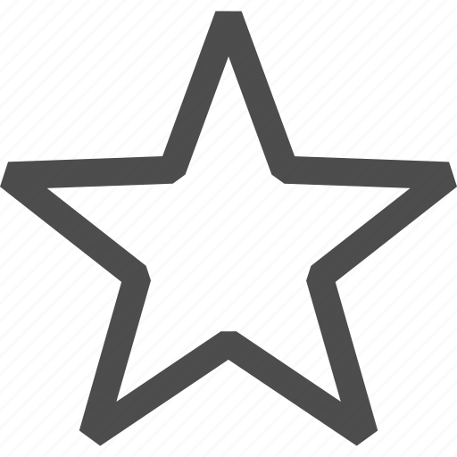 achievement, award, best, bookmark, favorite, favourite, featured, honor, rank, special, star, winner icon