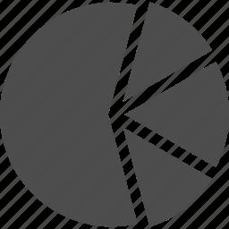 analysis, analytics, chart, pie diagram, report, statistics icon