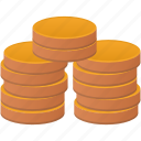 earning, statement icon