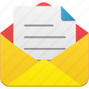 already, email, mail, message, read icon