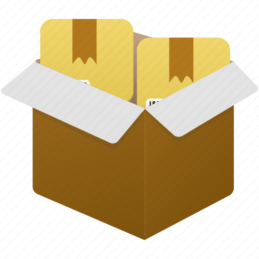 packing, product icon