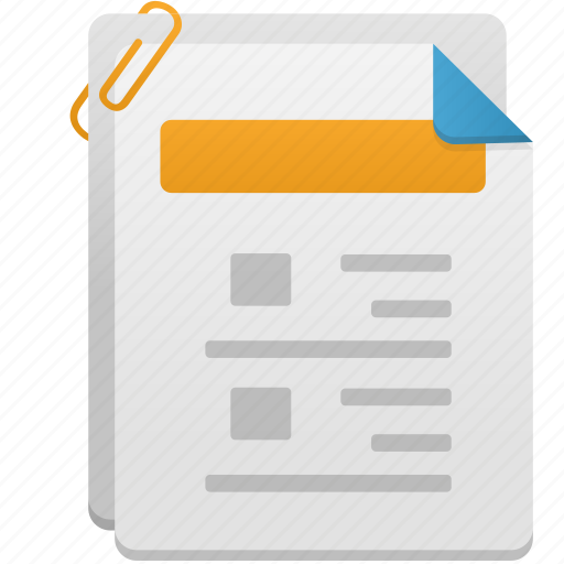 document, documents, file, files, reports icon