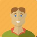 avatar, boy, face, male, vertex, young