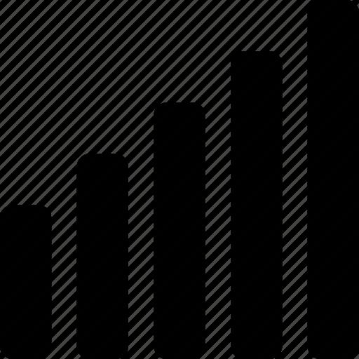 bars, signal icon