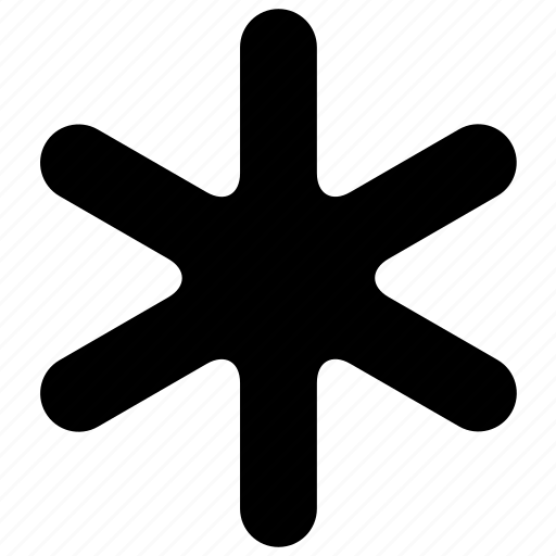 Asterisk Icon-2012