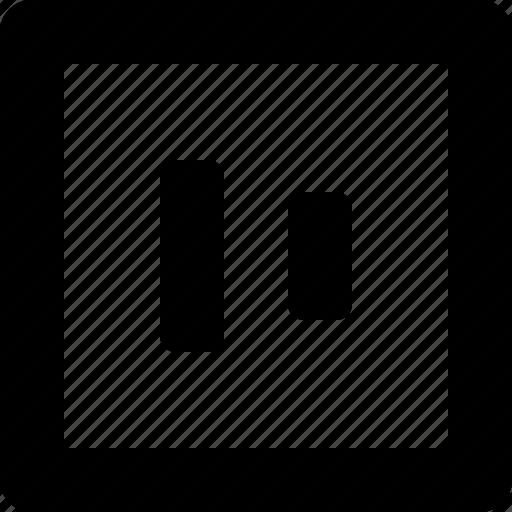 align, horizontally icon