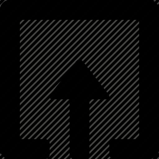 Move, up icon