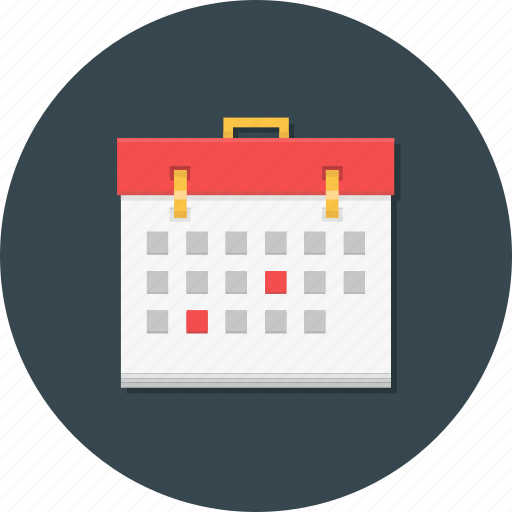 calender, date, day, events, time icon