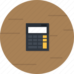 budget, calculate, calculator, finance, math icon