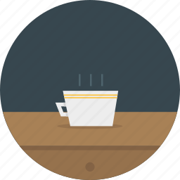 coffee, cup, drink, drinking, relax icon