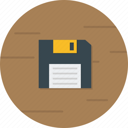 disk, drive, floopy, save, storage icon