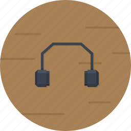 device, headphones, listen music, music, music icon icon