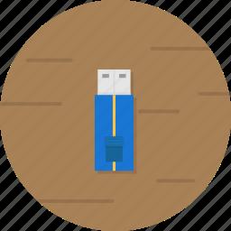 connector, disk, flash disk, multimedia, storage, usb icon