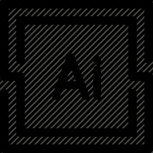 adobe, art, curve, design, illustrator, tool icon