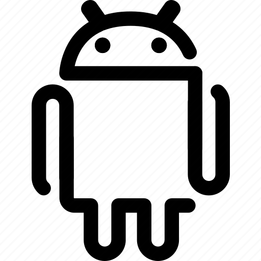 android, operating, phone, smartphone, system icon
