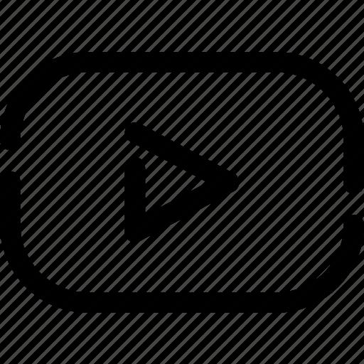 media, music, social, video, youtube icon