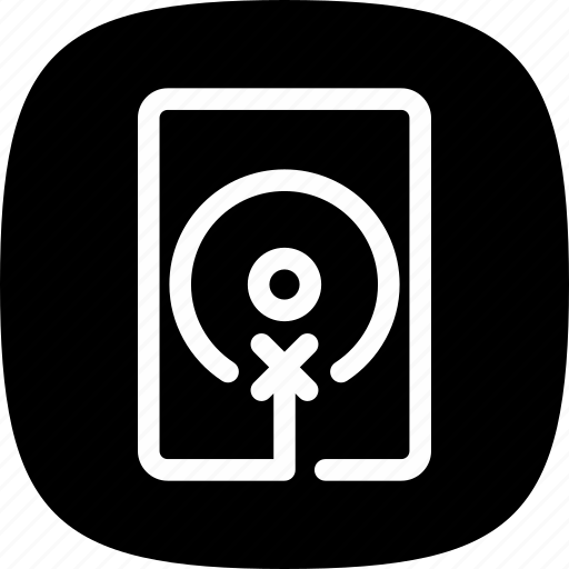 cd, data, disk, drive, dvd, optic, storage icon