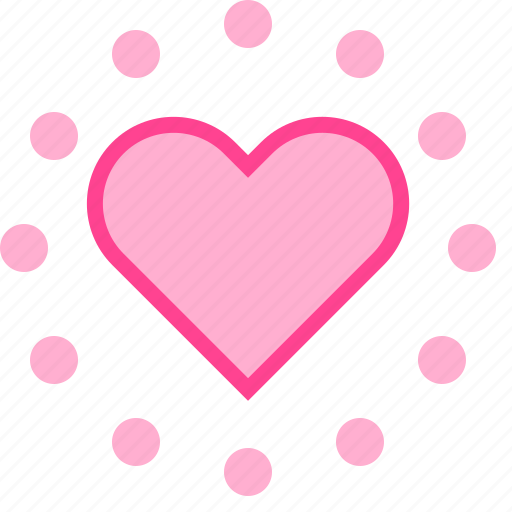 affection, hearts, like, love, valentine icon