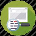 analysis, keywords, marketing, seo, service, study, web