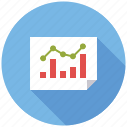 graph, marketing, performance, ranking, seo, service, web icon