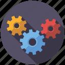 cogs, marketing, seo, service, setup, transmission, web