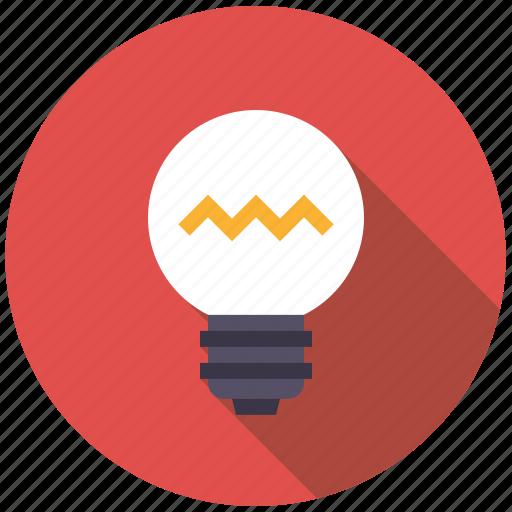 creative services, creativity, light bulb, marketing, seo, service, web icon