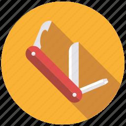 marketing, seo, service, tools, utility knife, web icon