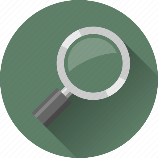find, glass, magnifier, magnifying, magnifying glass, search, seo, view, zoom icon