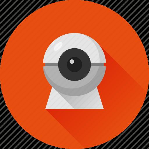 cam, camera, web, webcam, webcamera icon