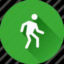 human, pedestrian, walk, walking