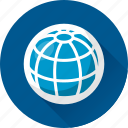 earth, globe, planet, sphere icon