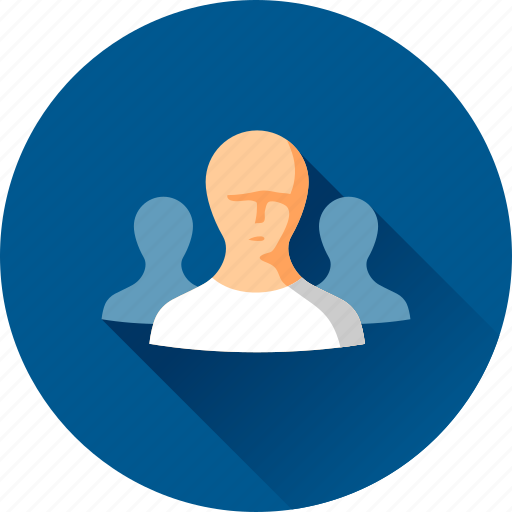 account, avatar, group, human, man, people, person, profile, user icon