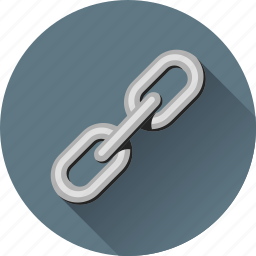 chain, connection, link, network icon