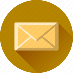 e-mail, envelope, letter, mail icon