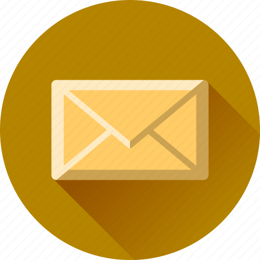 communication, e-mail, email, envelope, inbox, letter, mail, message, send icon