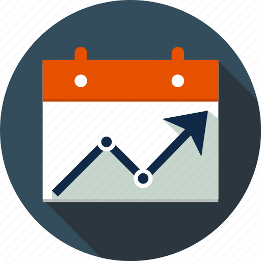 board, chart, diagram, ecommerce, finance, graph, line graph icon